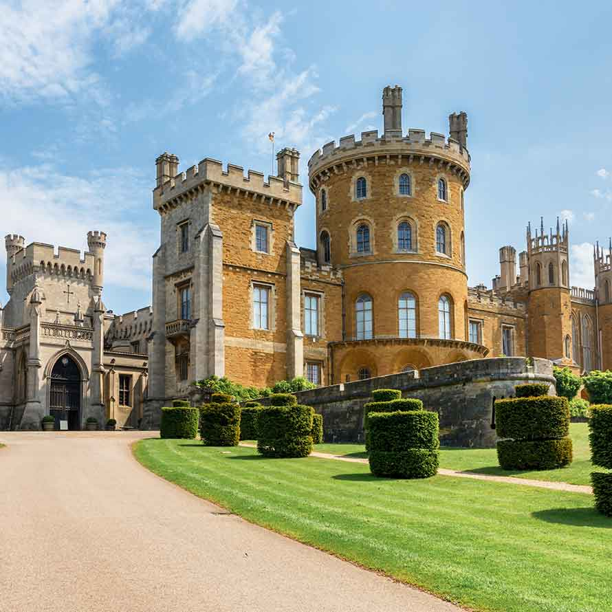 Local Attractions - Belvoir Castle
