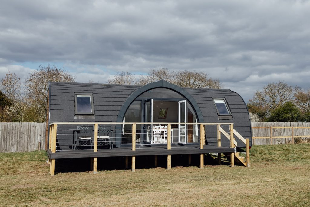 2 Bedroom Glamping Pod