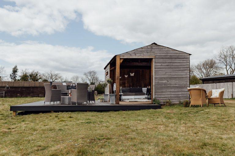 Hen House External 1